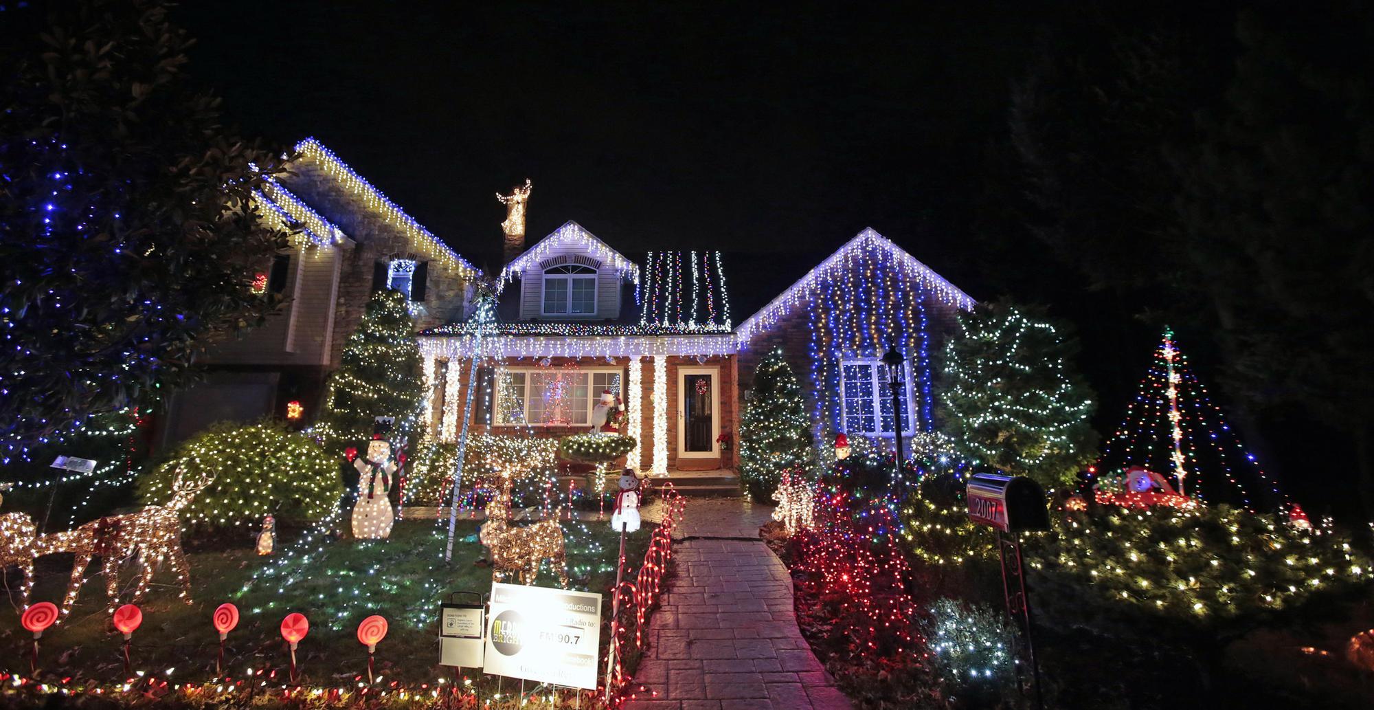 Tiny Christmas Lights