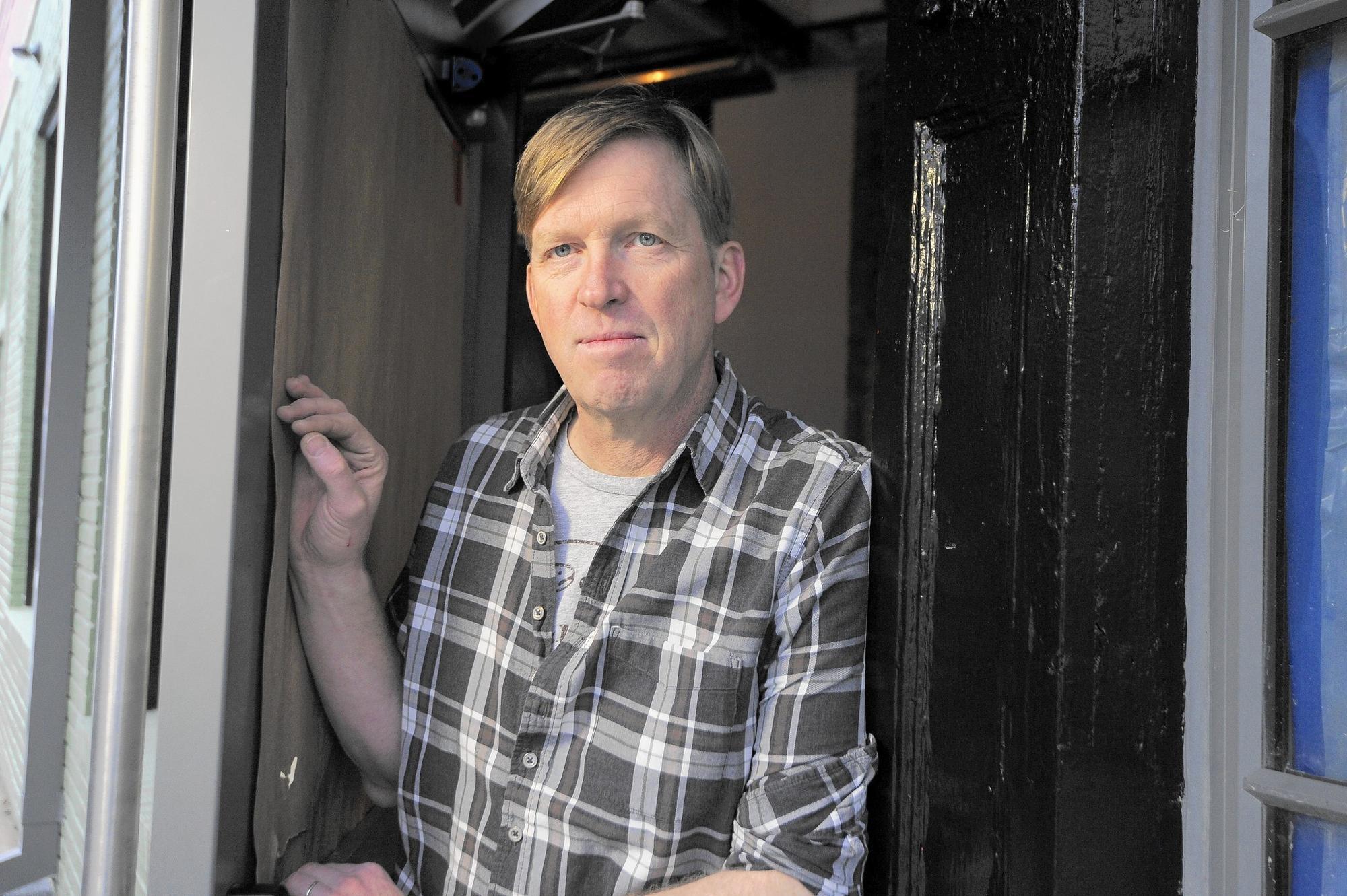 Spike Gjerde opens first DC restaurants  Baltimore Sun