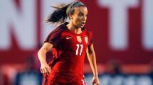 Mallory Pugh Soccer US