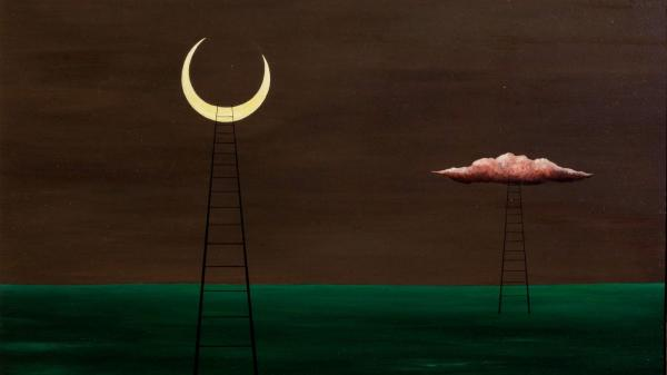 Puzzling Paintings Of Gertrude Abercrombie