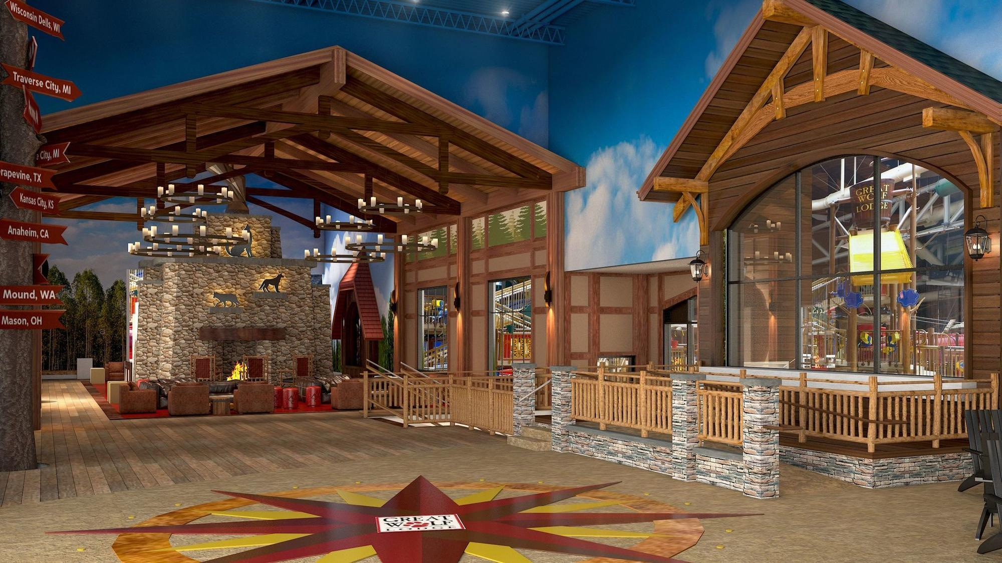Great Wolf Lodge sets opening date for Gurnee water park starts taking reservations  Chicago