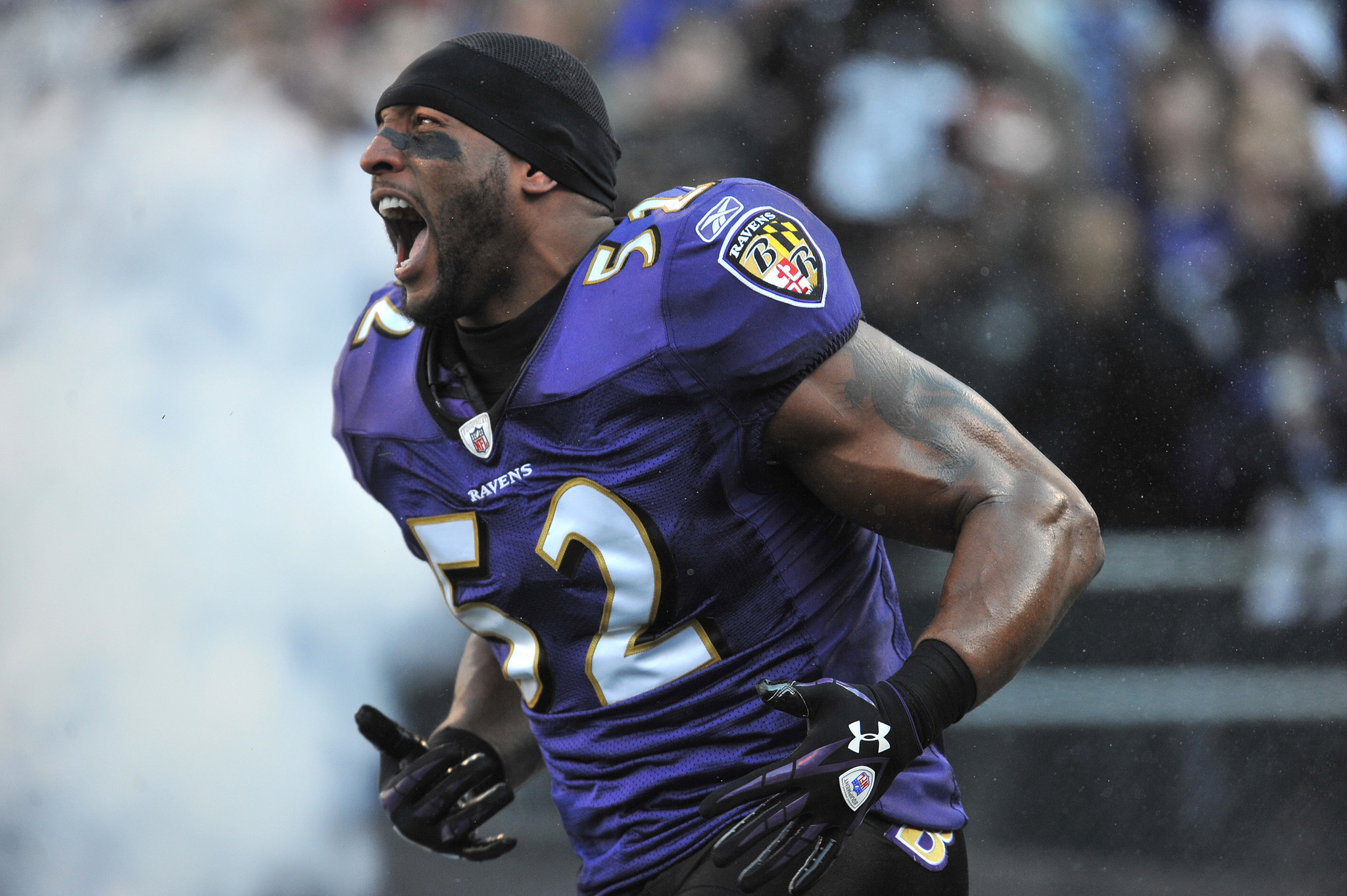 Ray Lewis Brian Urlacher elected on first ballot