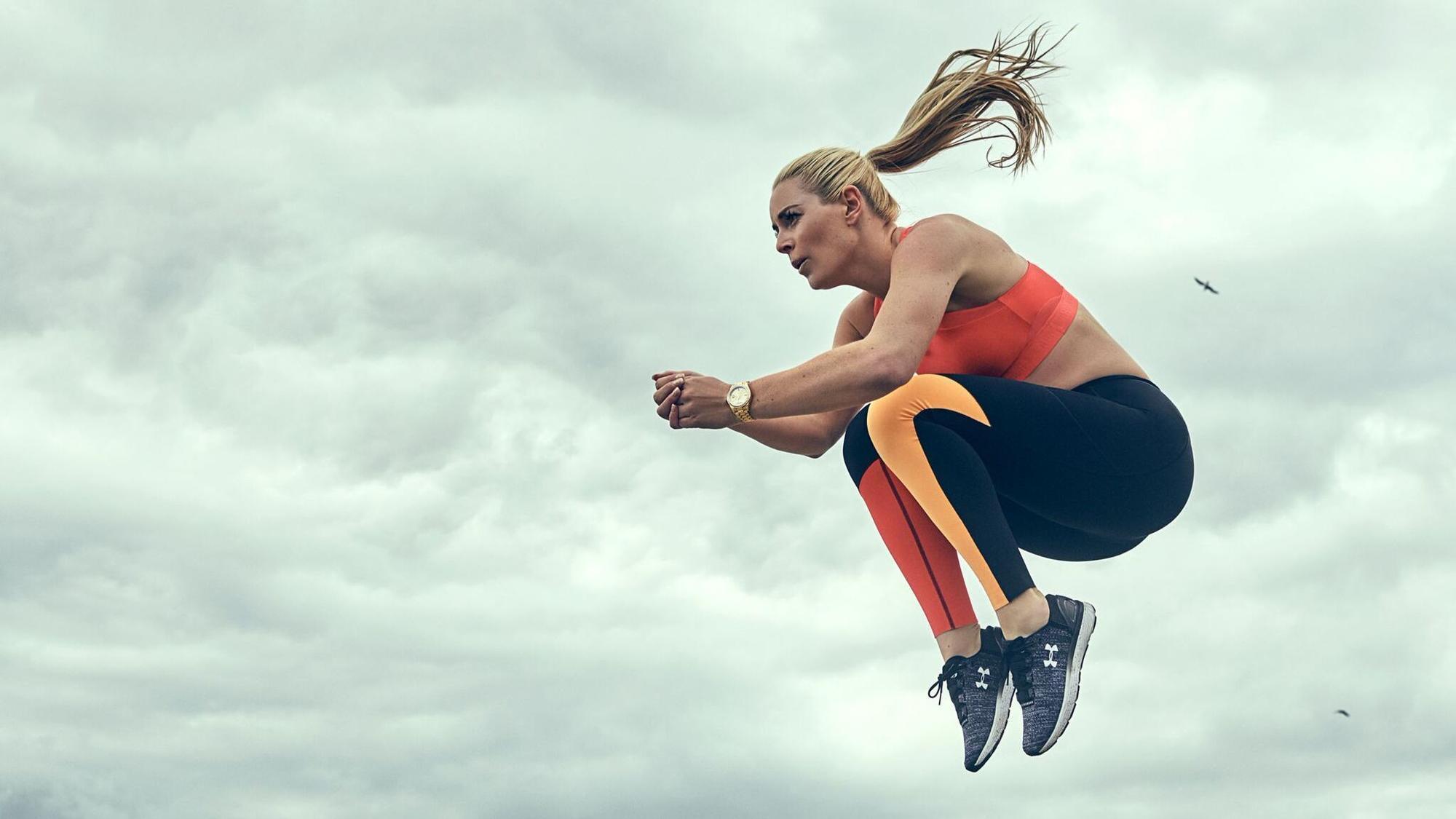 Under Armour Unveils Lindsey Vonn Film Ahead Of Olympics