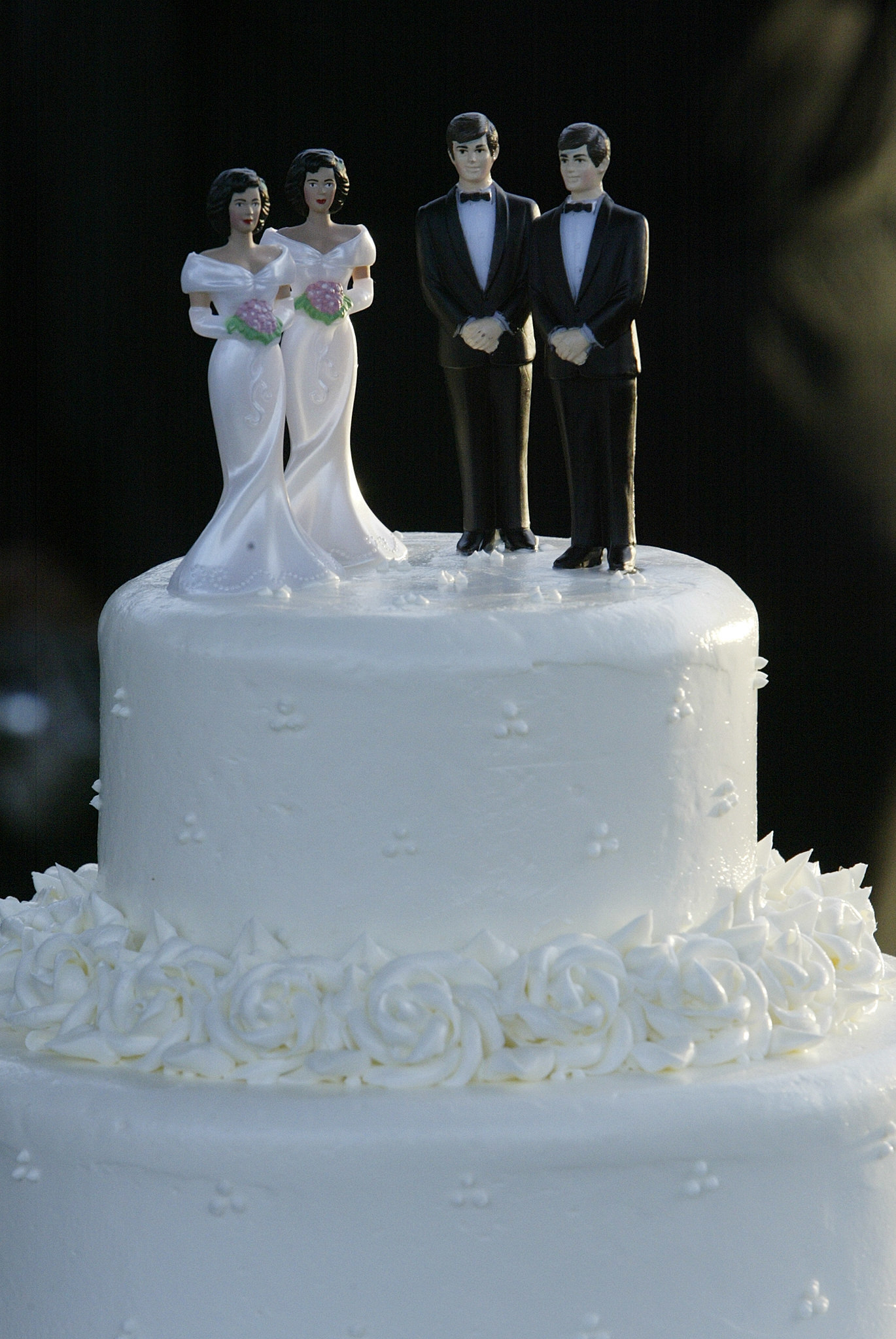 Wedding cake is artistic expression that baker may deny