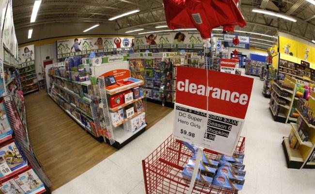 Toys R Us Inicia Ventas De Liquidación En 144 Tiendas