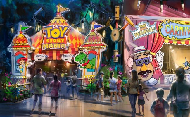 Disney To Open Toy Story Land In Orlando On June 30 At