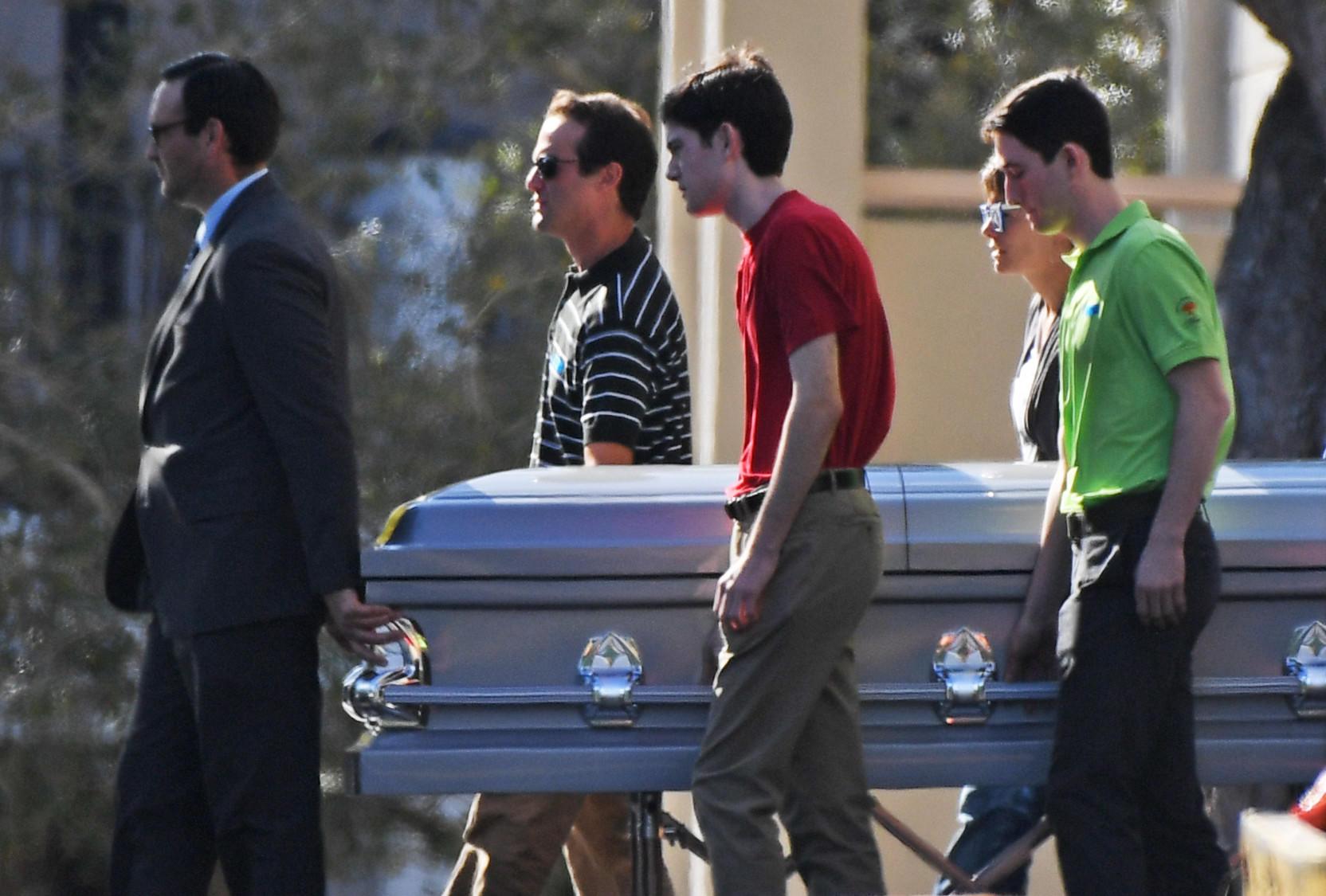 Scott Beigel Who Saved Students In Florida School