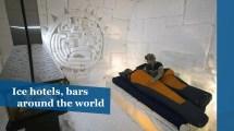Igloo Hotels And Ice Bars World - Chicago Tribune