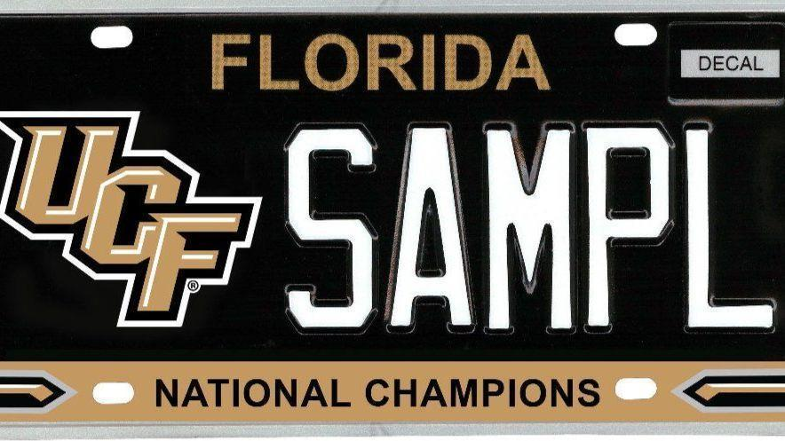 ucf national champ license