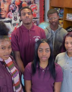 These baltimore students aren   afraid of mass shootings they re facing gun violence in their everyday lives sun also rh baltimoresun