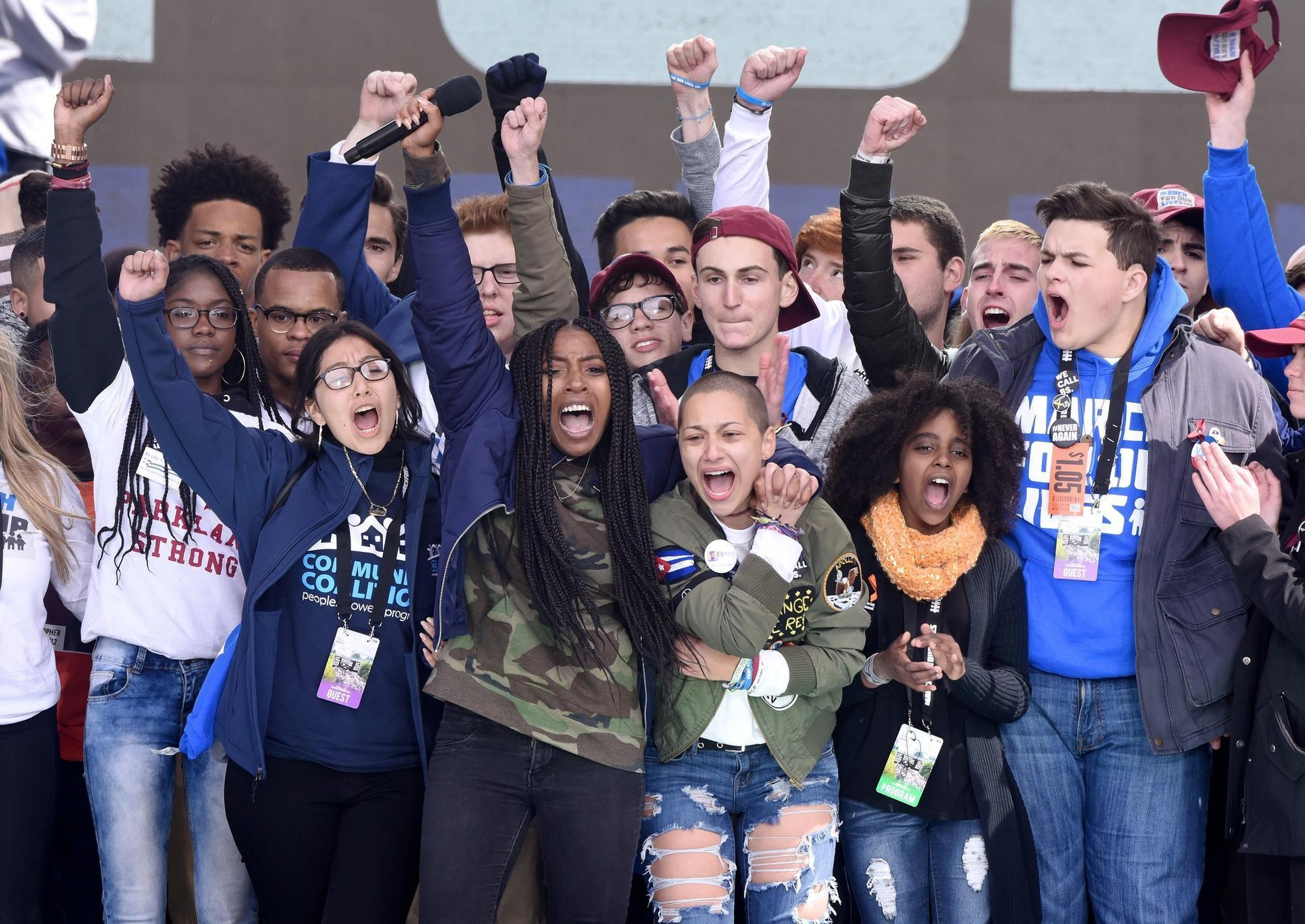 March For Our Lives A Nationwide Cry For Gun Control