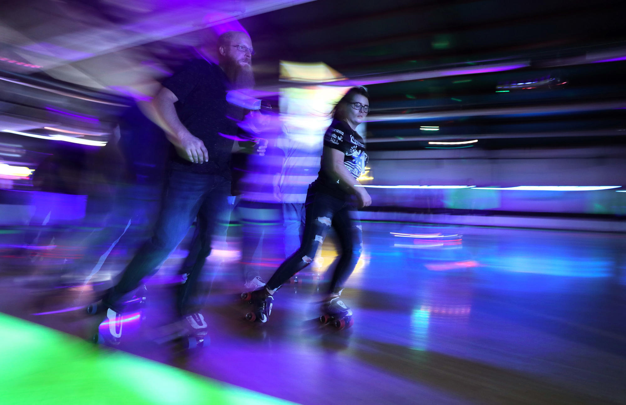 Palatines Orbit Skate Center  and its universe of