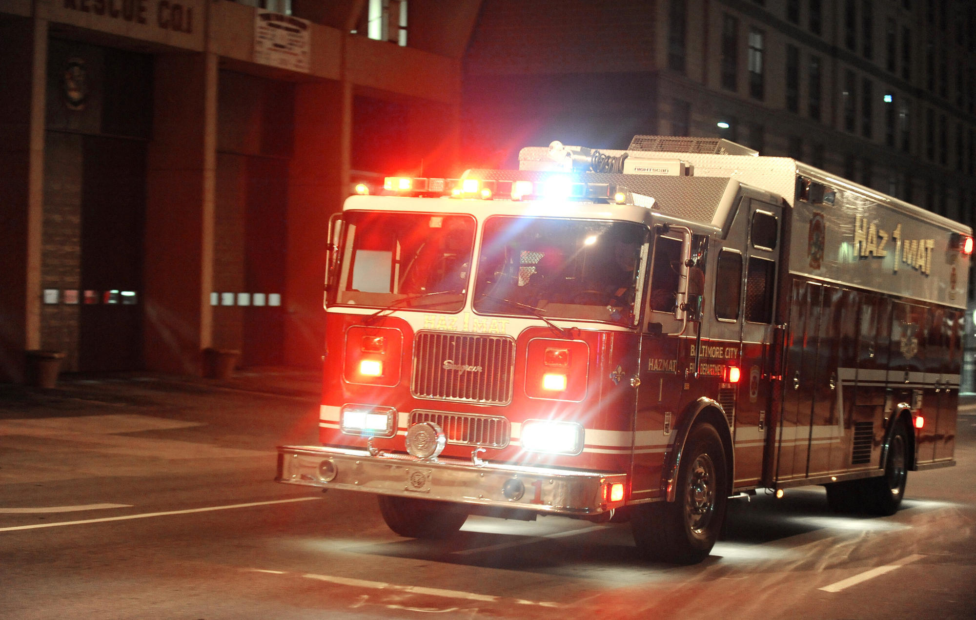 Explosion in Randallstown apartment was accidental