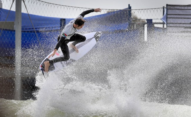 World S Best Compete At Surf Ranch Designed By Kelly