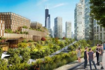 Small Plans 62-acre South Loop Site Chicago