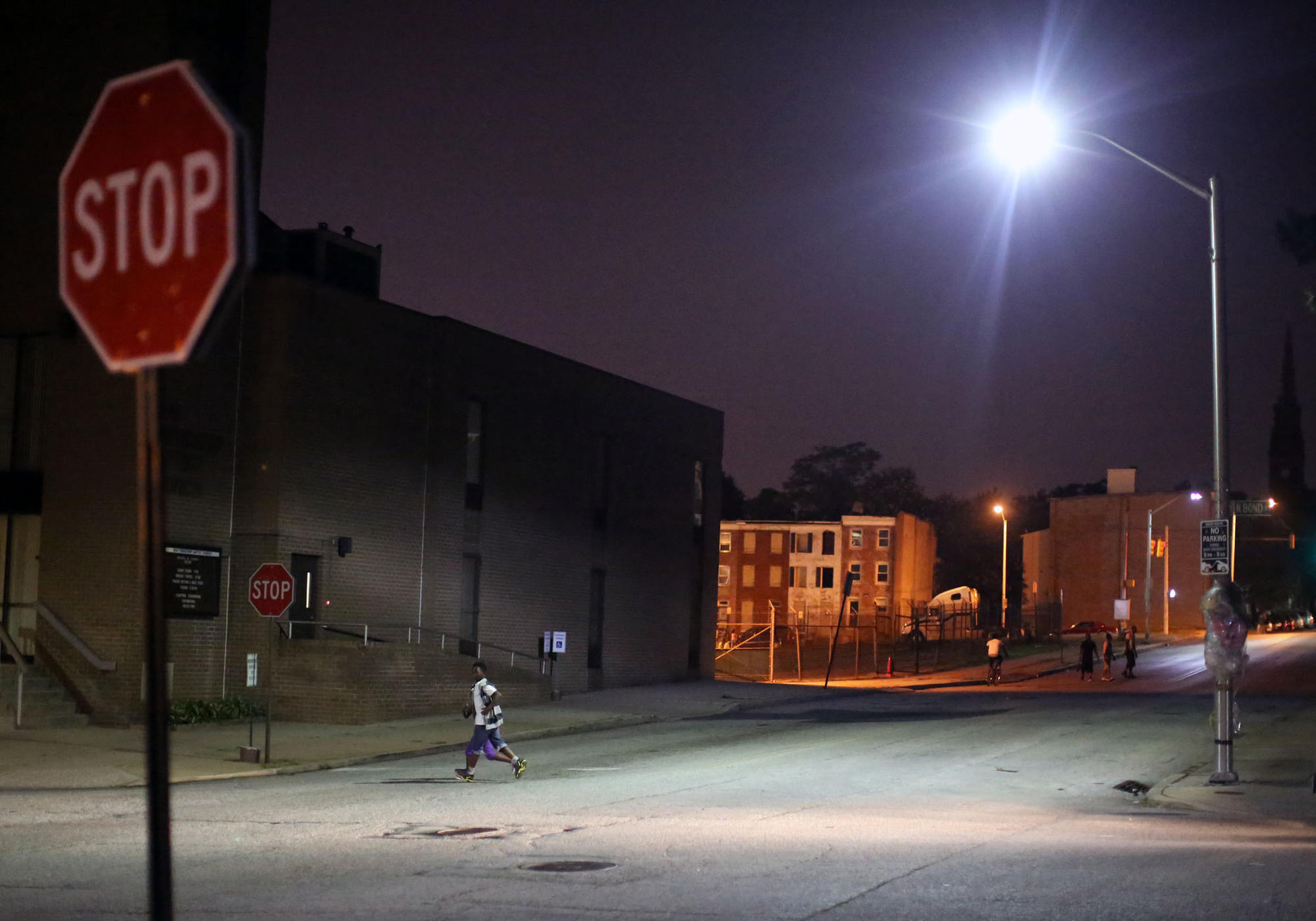 Baltimore Summer Youth Curfew Begins Friday Police Will Take Kids Home Instead Of To City Run