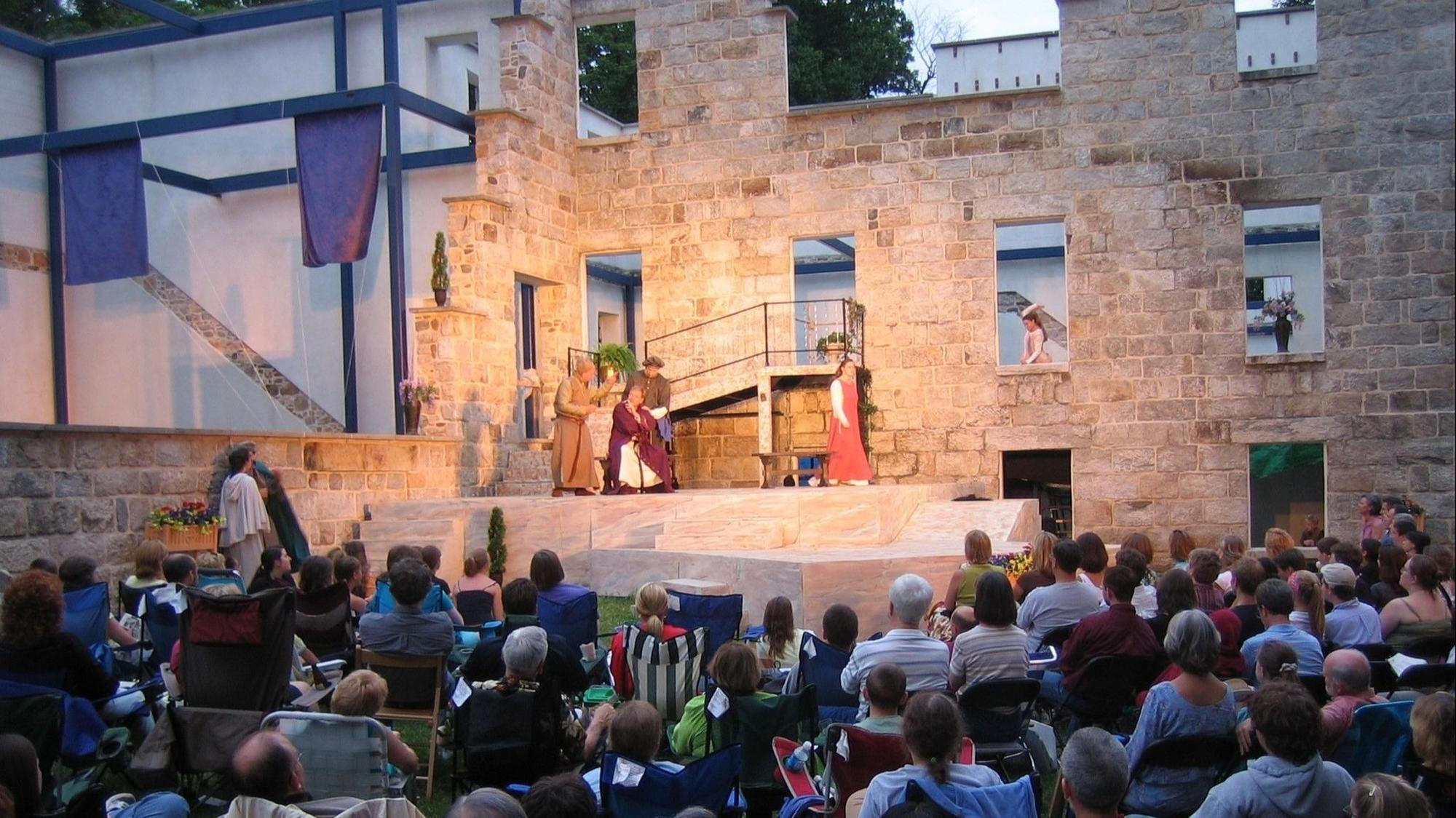 Chesapeake Shakespeare Company to give benefit performances for Ellicott City  Baltimore Sun