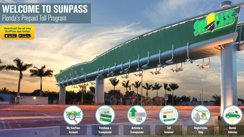 Florida Sunpass Activation