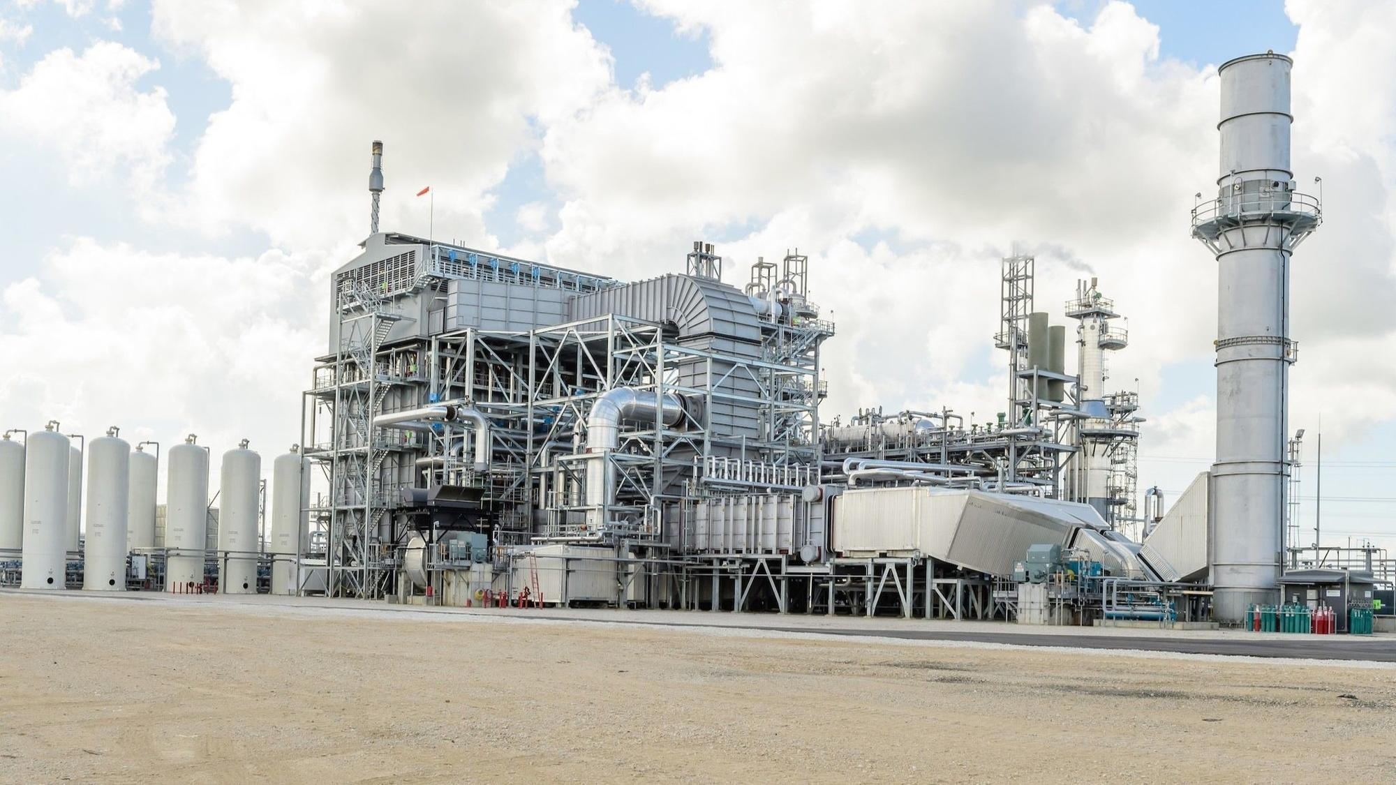 Air Products completes construction of 350 million