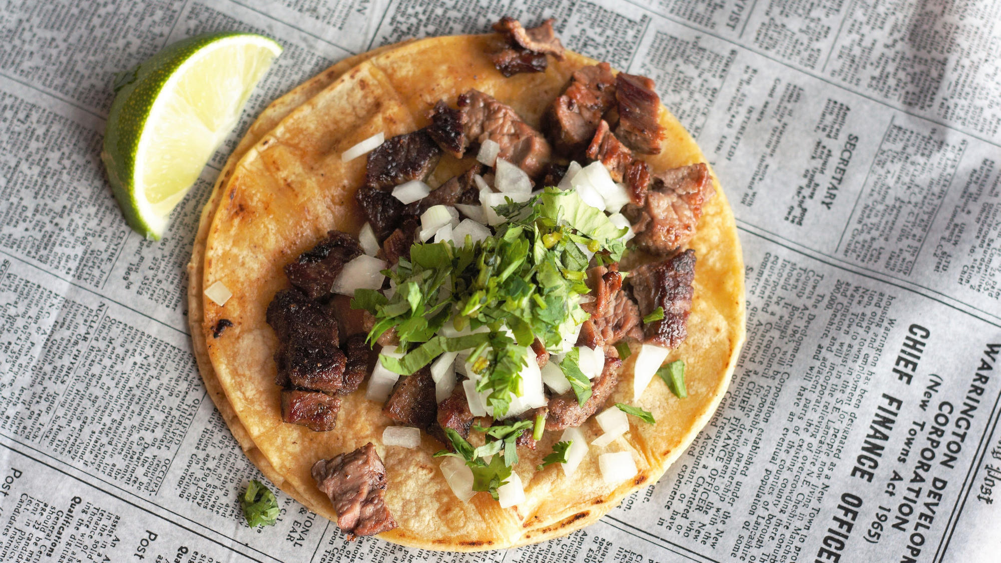 Chicagos best steak tacos come from wood fires not the