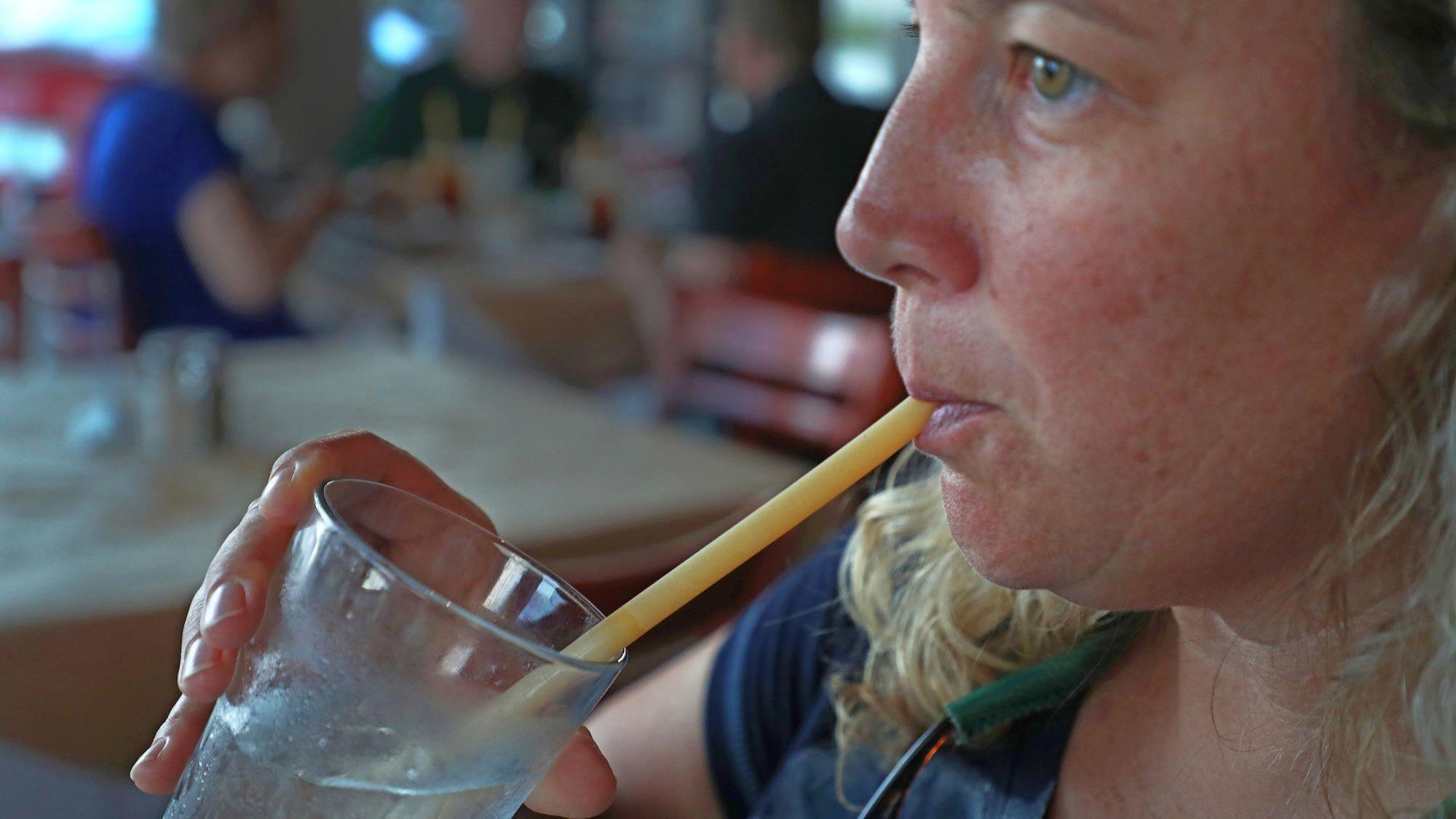 Pasta straws Bars restaurants get creative with plastic straw alternatives  southfloridacom