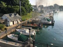 1 Dead Injured Boat Explodes In Wilmette Harbor