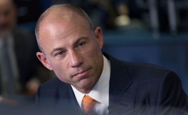 Michael Avenatti Discusses His Policy Views As He Weighs