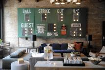 Wrigleyville' Baseball-inspired