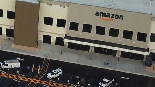 Amazon plans hiring events for Sparrows Point center