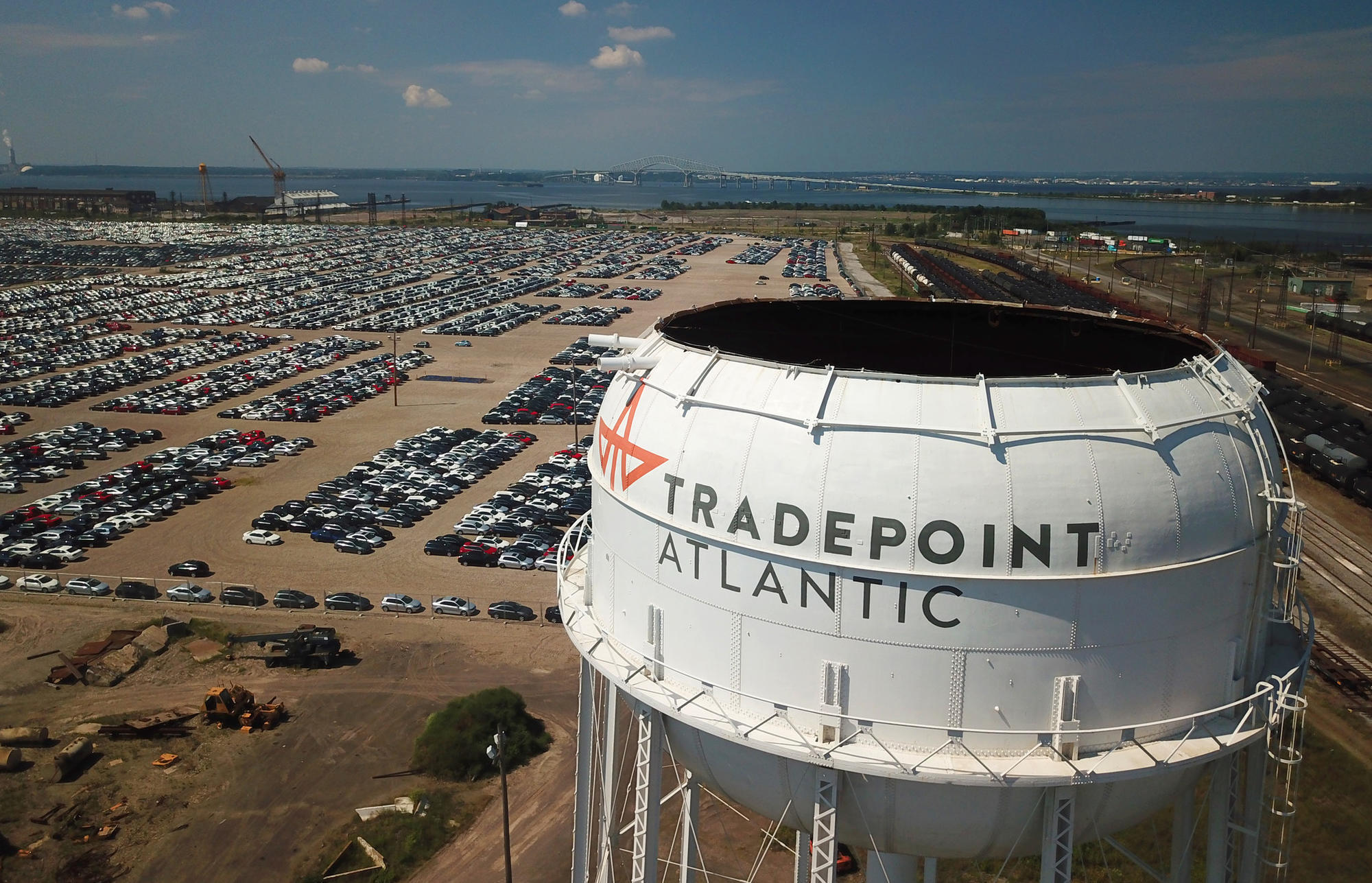 Tradepoint Atlantic hits a turning point seeks government