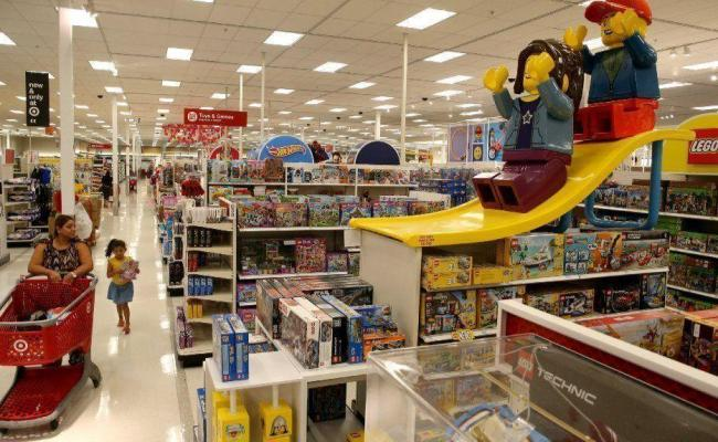 Rip Toys R Us Walmart Target Even Party City Go After