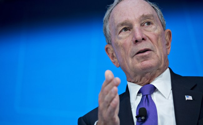 Michael Bloomberg Jolts Senate Battle With 20m For
