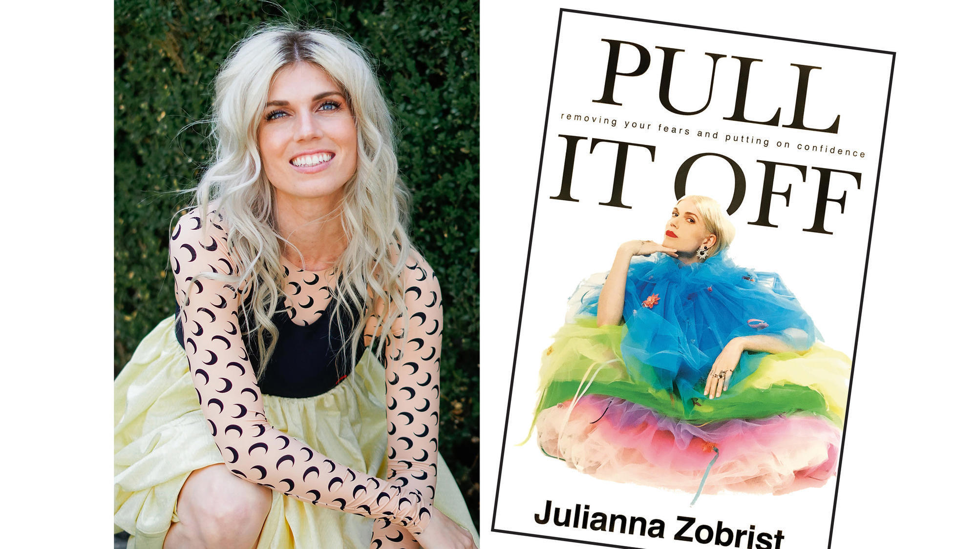 Julianna Zobrist talks about fears fashion and life with