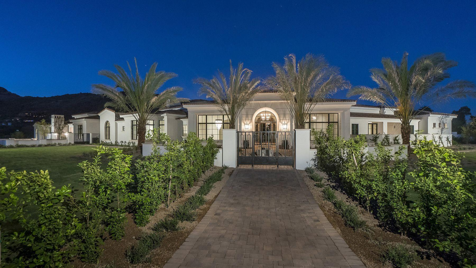 New Arizona mansion linked to Michael Phelps  Baltimore Sun