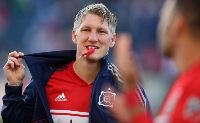 Bastian Schweinsteiger Re Signs With The Fire For 2019