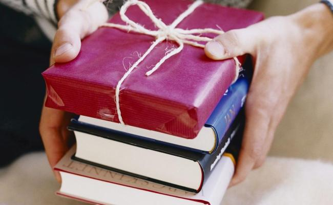 We Asked You Told Us What Book Do You Love To Give As A