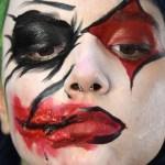 Diy Halloween Makeup Joker Harley Quinn Chicago Tribune