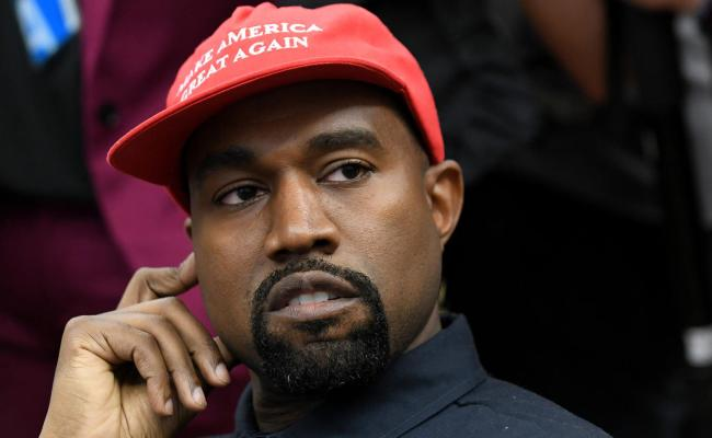 On The First Day Of 2019 Kanye West S Trump Tweets Were