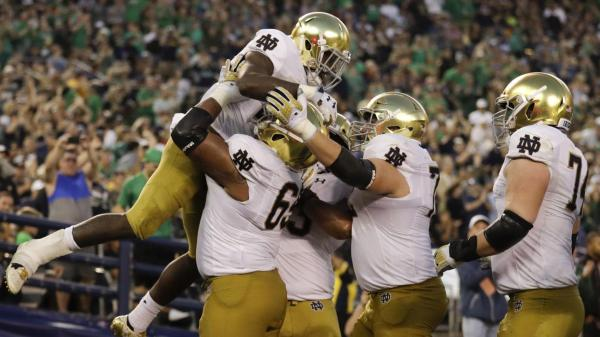 Notre Dame Releases Full 2021 Football Schedule