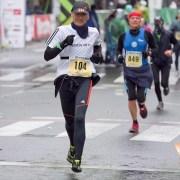 VFF Bikila LS u akciji na 17. Ljubljanskom maratonu
