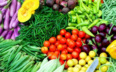 povrće u ishrani i trčanje, povrce