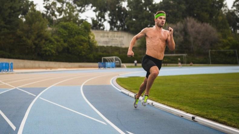 povećavanje brzine trčanja