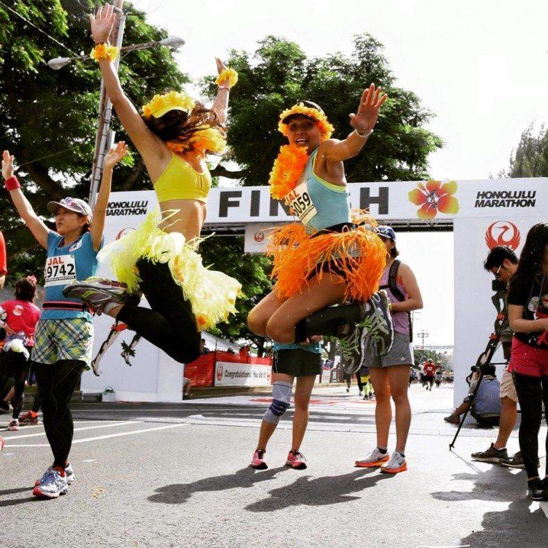Honolulu maraton - vodilijama omiljen