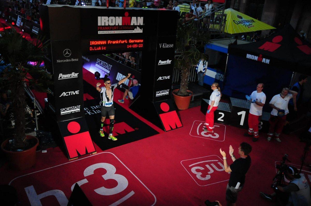 Trenutak kada postaješ Ironman