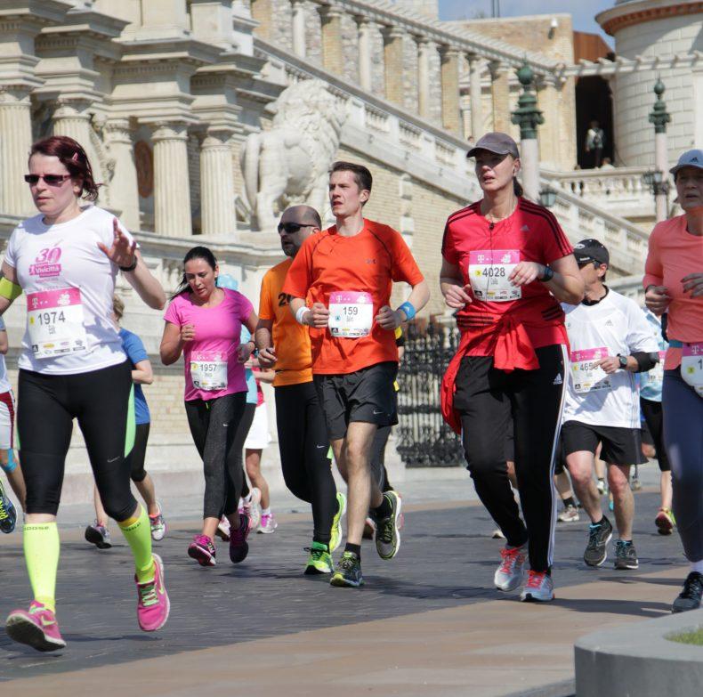 Prvi polumaraton u Budimpešti
