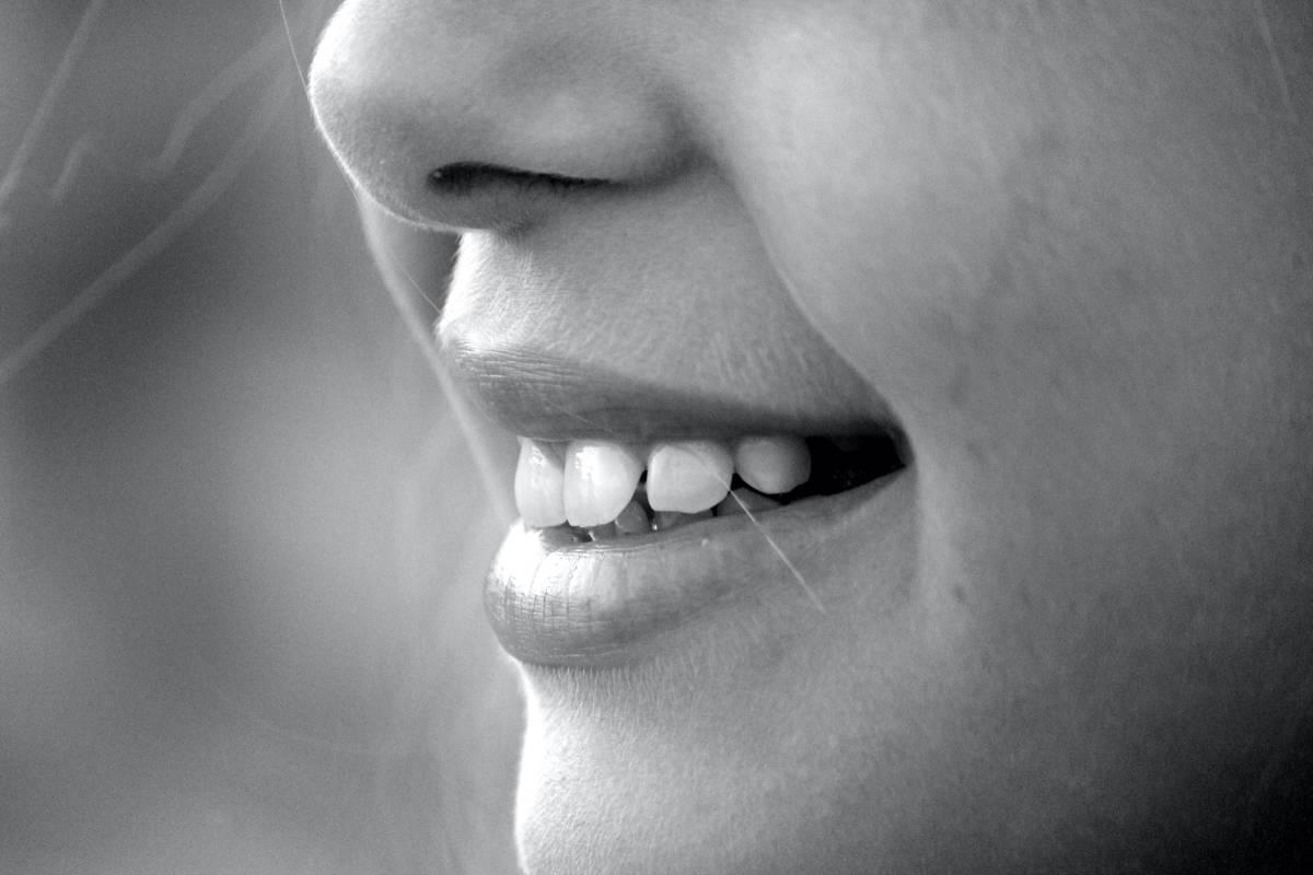 ljudski nos i usta