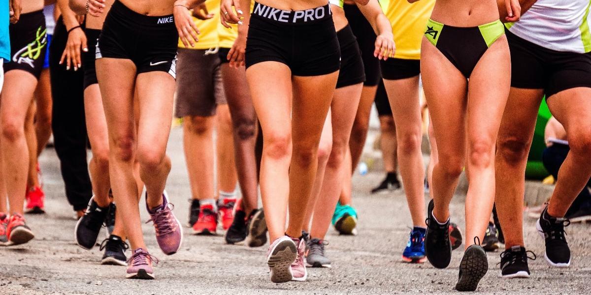 kolena trkaca