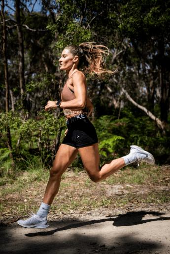 Lydia O'Donnell izlečila zavisnost od trčanja