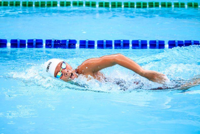 plivanje je dobro za trkače zbog disanja