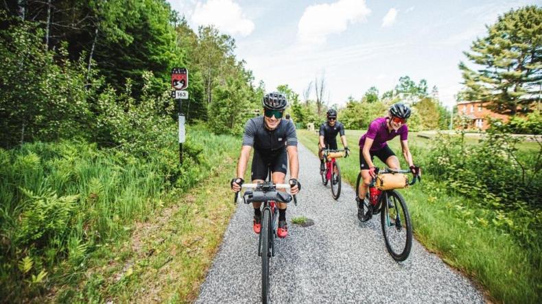 staza za rekreaciju i vožnju biciklom